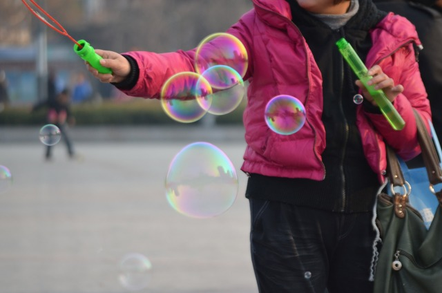 making-bubbles